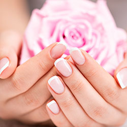 Natural Nails Services